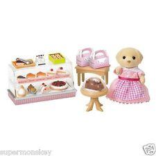 SYLVANIAN FAMILIES JP MI-73 DELICIOUS CAKE SHOP SET EP28340