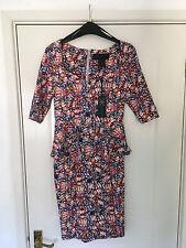 Kardashian Kollection Dress - UK Size 8 US Small - Coral as worn by Kim Gift