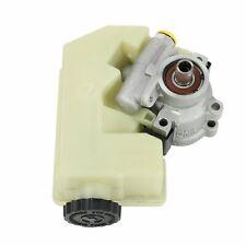 Power Steering Pump for 2002-2006 Jeep Liberty 2.4L 3.7L V6 SOHC w/ reservoir