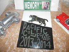 ORIGINAL 2013 - 2014 PACIFIC COLLEGIATE SCHOOL YEARBOOK/ANNUAL/SANTA CRUZ, CALIF
