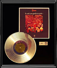 ROD STEWART AND THE FACES NOD IS AS GOOD GOLD RECORD PLATINUM  DISC ALBUM FRAME