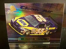 Insert Michael Waltrip #55 NAPA Auto Parts Press Pass Premium 2008 Card #CA 3/12