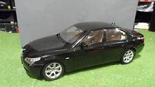 BMW 545 i SEDAN Serie 5 noir Black au 1/18 KYOSHO 80430153202 voiture miniature