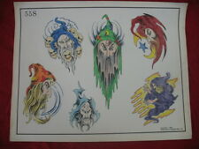 1993 Spaulding & Rogers Flash Art Wizards Page 55S