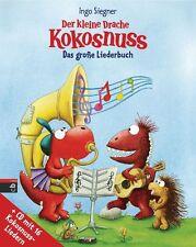 Siegner, I: kl. Drache Kokosnuss/gr. Liederbuch m. CD-Set von Ingo Siegner 2014