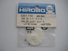 Hirobo Radio Control Helicopter 0301110 XRB SR Shuttle Super Gear B 0301-110 NIB