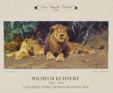 Wilhelm Kuhnert Afrika Safari Löwe Elefant Askari Giraffe Hegenbarth Zügel Dill