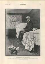 1903 Village Cobbler Gunning King Holidays Begin Starr Wood Cartoon