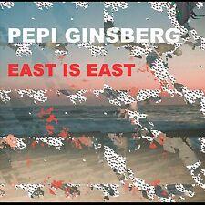Pepi Ginsberg - East Is East (2010)  Vinyl LP  NEW/SEALED  SPEEDYPOST