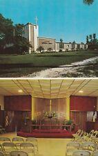 "*Florida Postcard-""Saint Michael Lutheran Church"" /Ft. Myers/ (U1-754)"