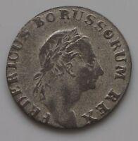GERMAN STATES DREIGROSCHER 1783 B   #ji 189