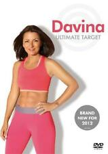 Davina Ultimate Target Brand New Sealed Fitness Workout Exercise DVD