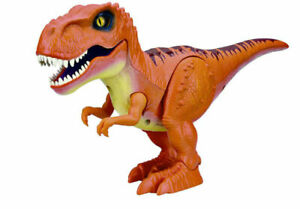 ZURU Robo Alive T-Rex Robotic Pet with Dino Sounds and Glow Scars