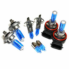 H1 H7 H11 h6w 100w Super Blanco Xenon Hid high/low/fog / lado luz bombillas