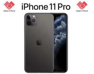  Apple iPhone 11 Pro | 64GB Space Gray | Unlocked Verizon T-Mobile AT&T Cricket