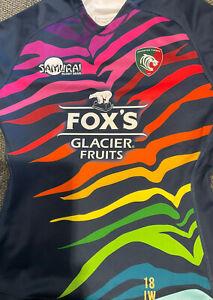 Leicester Tigers Jasper Wiese Rugby 3XL Shirt