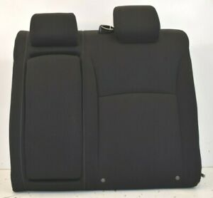 2016-2020 Honda Civic OEM Rear Seat Left Driver Side Back Cushion Deep Black