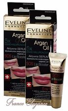 2x Eveline Serum SOS lip booster 5 x VOLUME MAXIMIZE Hyaluronic Acid Lip Push Up