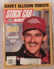 DAVEY ALLISON October 1993 STOCK CAR Magazine