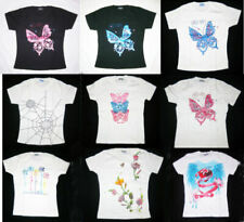 Girls Boat Neck Short Sleeve T-Shirts, Tops & Shirts for Girls