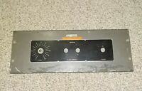 Original metal front Panel for WESTERN ELECTRIC 106A preamplifer