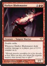 1x Markov Blademaster NM-Mint, English Dark Ascension MTG Magic