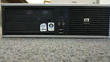 HP Compaq dc7800p Ultra Slim Desktop | 2.33GHz Core 2 Duo E6550 | 80GB | Win 7