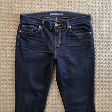 Women's 'J-BRAND' Stretch HIPSTER Skinny 'IGNITE' Dark BLUE Skinny JEANS 30/12