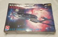 1998 AMT/ERTL STAR TREK INSURRECTION USS ENTERPRISE NCC-1701-E MODEL KIT
