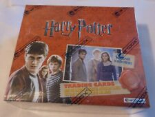 HARRY POTTER AND THE DEATHLY HALLOWS PART 1 ONE FACTORY SEALED HOBBY BOX RARE!!!