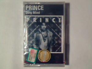 PRINCE Dirty mind mc cassette k7 GERMANY SIGILLATA SEALED!!!
