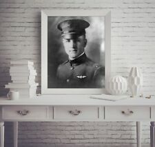 Photo: Frank Luke,Jr,1897-1918,American fighter ace,2nd in US Army Air Service p
