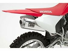 Honda CRF230F O-Series Slip-On Exhaust with Spark Arrestor; 03-2230