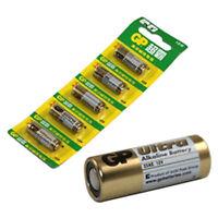 5Pcs GP 23AE GP 23A MN21 A23 V23GA VR22 Alkaline Battery Batteries 12V 23A MRXD