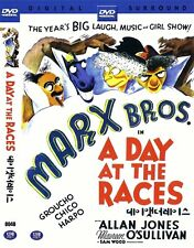 A Day at the Races (1937) Marx Brothers DVD NEW *FAST SHIPPING*