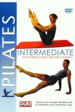 Pilates Intermediate with Isabelle Kurzi and Rida Ouerghi = NEW DVD R4
