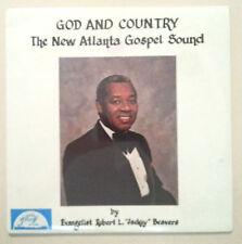 Robert Jackey Beavers New Atlanta Gospel Sound (1986 LP Sealed) God & Country