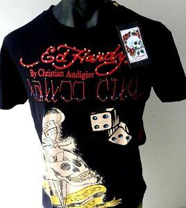 Ed Hardy Men's T-Shirt (U.S.XL- AUS L)