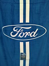 ~ Ford - LOGO BATH BEACH SWIM POOL TOWEL Falcon + COOLER DRINK BEER CONTAINER