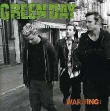 Warning - Green Day CD WARNER BROS
