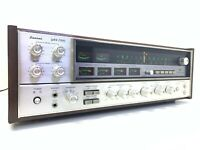 SANSUI QRX-7500 Rare 4 Channel Receiver 100 Watts RMS Vintage 1974 Refurbished