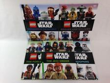 LOT of 5 DK LEGO STAR WARS Hardcover Books