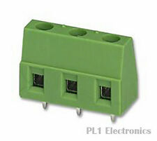 PHOENIX CONTACT    GMKDS 1,5/ 3    Wire-To-Board Terminal Block, 3, 630 V, 17.5