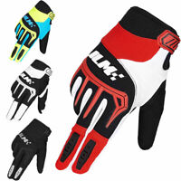 ILM Dirt Bike Motorcycle Gloves Racing Mountain Cycling Motocross Outdoor Sports