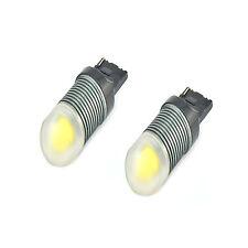 New 3D COB LED Canbus - 12v DRL 9W White - Dual Brightness - 3157 W21W T20 v1