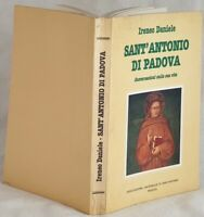 IRENEO DANIELE SANT'ANTONIO DI PADOVA 1984 AGIOGRAFIA PADOVA PADOA