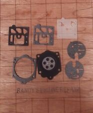 D10-HDB Carburetor Diaphragm Gasket Kit McCulloch Power MAC 655 Pro MAC 610 650