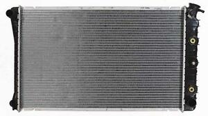 New Direct Fit Radiator 100% Leak Tested For 1987-72 Multiple Gm Mod