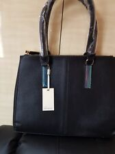LINEA LADIES BLACK BAG  FROM HOUSE OF FRASER PPR £55.00, JUST FOR YOU  £ 39.99