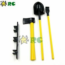 1/10 RC Crawler Accessory Shovel Pry Axe For 1:10 RC 4WD Tamiya Axial SCX10